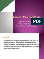 RIESGOS PSICO-SOCIALES