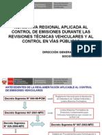 Normatividad nacional CEV