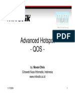 1.Advanced Hotspot QOS