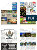 "Kuta Weekly-Edition 368 ""Bali's Premier Weekly Newspaper"""