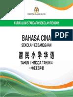 DSK B Cina SK Thn 1-4