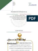 Modulo i Propiedad Intelectual Lato Sensu