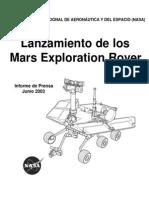 Lanzamiento de los Mars Exploration Rovers.pdf