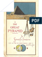 The Great Pyramid - Edgar Morton(1924)