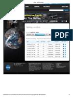 NASA - Spot the Station