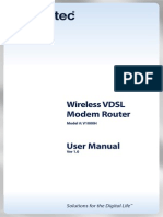 V1000H User Manual NCS