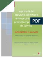 Diferencias Entre Ingenieria de Productos e Ingenieria de Servicios (1)