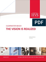HVS - Clearwater Beach, The Vision is Realized