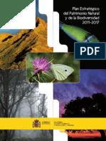 Plan Estratégico del Patrimonio Natural y Biodiversidad 2011-2017