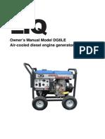 ETQ Diesel Generator