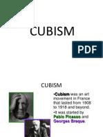 Cubism ppt