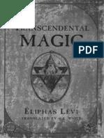 Transcendental Magic (1896)