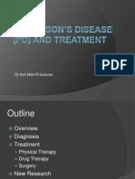 Parkinson'sDisease Drugs