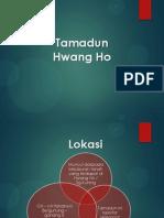 Tamadun Hwang Ho