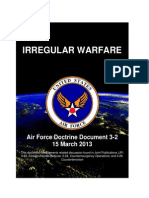Irregular Warfare, Air Force Doctrine Document 3-2 (2013)
