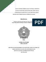 Tugas Proposal Ludia U.S (2411.076)