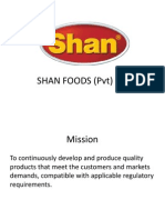 Shan Foods (Pvt) Ltd