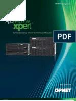 End User Monitoring | OPNET AppResponse Xpert