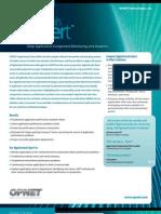 Application Performance Monitoring | OPNET AppInternals Xpert