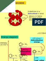 13.6 Benzene Delocalisation Stability