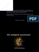 PC - Zeitgeist Movement Basic Presentation 2009
