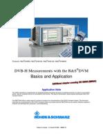 DVB H Measurements