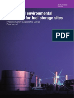 11 Safety for Fuel Storage Sites