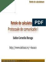 Arhitecturi Si Protocoale de Comunicatii