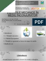 Prezentare,  Vibratiile mecanice in mediu inconjuratorzentare finala sinuc 2013
