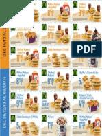 McDonalds CuponesNavidad D