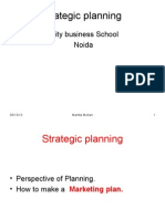 31301477 Strategic Planning