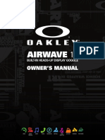 Oakley Airwave 1.5 Manual