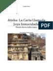 Atisha La Carta Llamada Una Joya Inmaculada