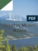 Album Sf Munte Athos