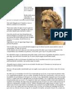 Anécdota de Alejandro Magno