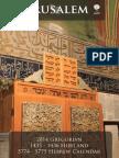 Jerusalem Calendar 2014 (A3)