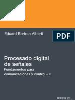 Procesado digital de señales - Fundamentos para comunicaciones y control - II