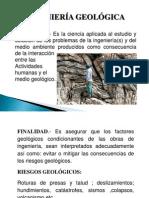 INGENIERIA GEOLÓGICA 2013 DIAPOSITIVAS