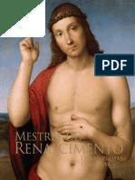 exposição mestres renascimento
