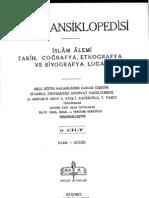 Islam Ansiklopedisi (MEB) Cilt 09 NABA-RÜZZİK (1964) 830s 62 MB