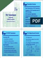 VSC Transmission Tutorial
