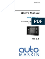 400 Series User Manual