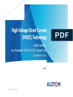 About HVDC