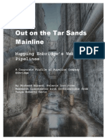 Out on the Tar Sands Mainline