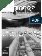 Geopolítica del agua - Arsenio Gonzalez Reynoso