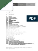 Estudio de Hidrologis y Drenaje