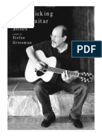 Stefan Grossman Fingerpicking Blues Guitar Solos