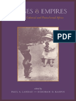 Images and Empires_ Visuality in Colonial and Postcolonial Africa