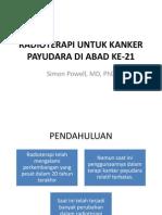 JURNAL RADIOTERAPI PAYUDARA ABAD 21