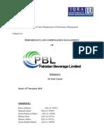 Pakistan Beverages Limited